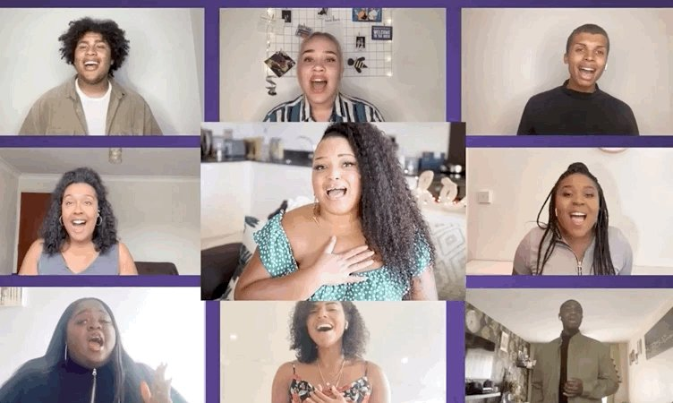 WATCH: @marishawallace, @TyroneHuntley, and more reunite for a Color Purple music video! bit.ly/marisha-wallac…