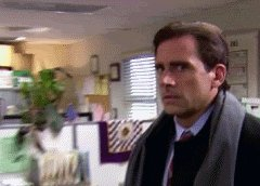 The Office Reaction GIF