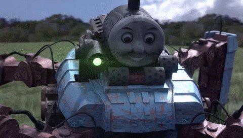 強襲突撃型トーマスのフルCGアニメが制作されていたw
