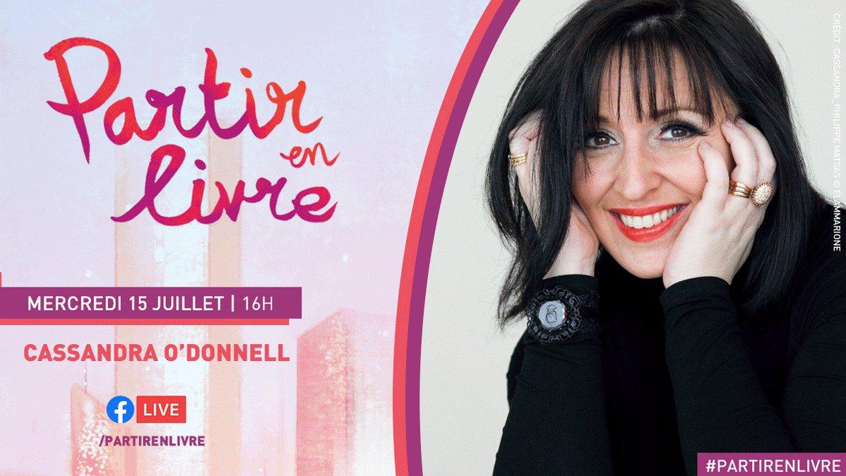 #PartirenLivre Notre émission consacrée au fantastique commence ✨   Rendez-vous vite sur Facebook avec : 🔹 Cassandra O'Donnell (@DidierJeunesse) 🔹 @stephanemichaka (@pocket_jeunesse) 🔹 Jeanne Seignol (@Jeannotselivre) 🔹 @RaphalYem (@Francetele)  ➡️ https://t.co/DWQ8hinZGh https://t.co/r5BqtL5rwr