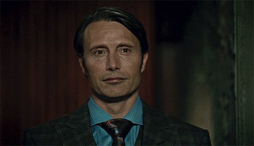 """""""There's always one person in the room that you want to see you."""" #MadsMikkelsen #HannibalReunionpic.twitter.com/7kdZGIL30A"""