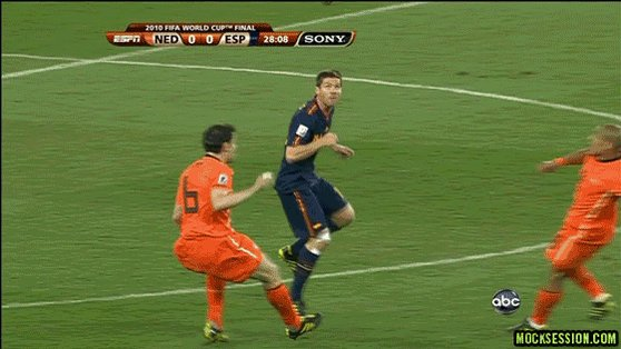 Happy **TENTH** anniversary to this important sports moment.