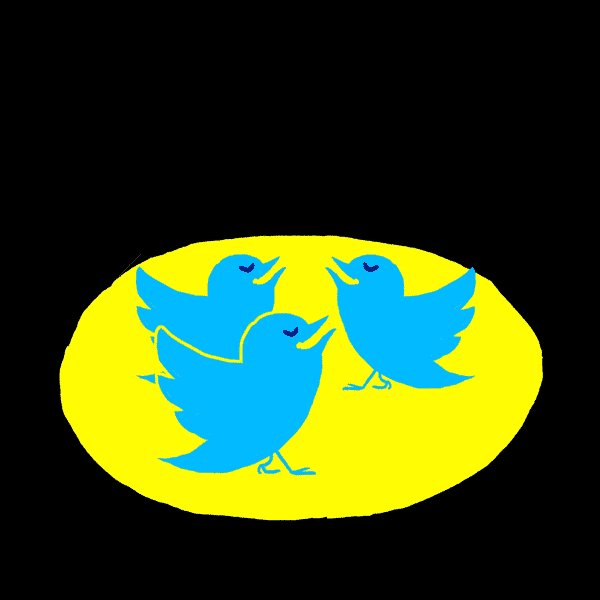 There's always one bird up and chirping all night long. Twitter rules. #instagramdown #facebookdown #snapchatdown #tiktokbanned https://t.co/FEWEA5hRqi