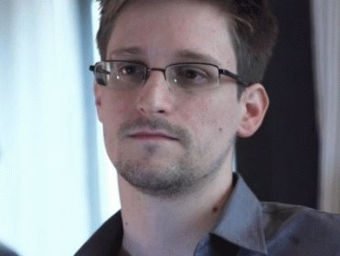 Edward Snowden GIF