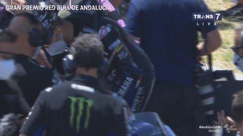 Akankah pembalap ini bisa naik podium di balapan hari ini? Bagaimana prediksimu? #AndaluciaGP https://t.co/S09QEW7qy9