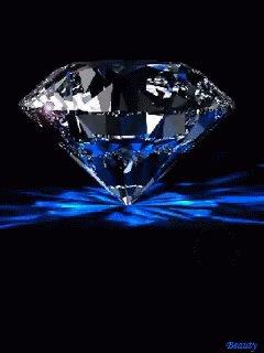 Diamond Rotating GIF