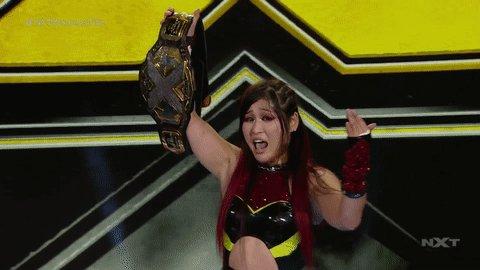 AND STILL. @shirai_io   #WWENXT #NXTWomensTitle https://t.co/XtGD8m1dPx