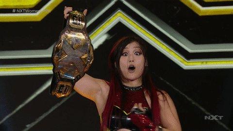 WAIT A MINUTE!!!!?!?! 😮 😮 😮  #WWENXT @DakotaKai_WWE @shirai_io https://t.co/hHJSxcx4xE
