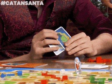 Christmas Board Games GIF by AsmodeeGames