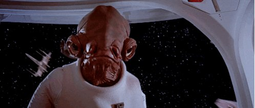its a trap GIF by Star Wars