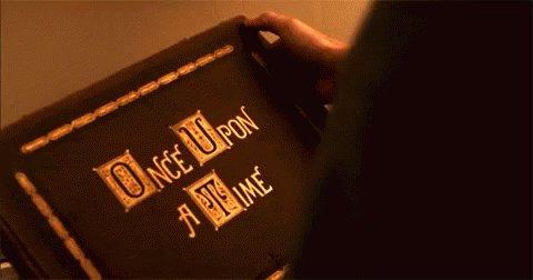 Once Upon ATime Book GIF