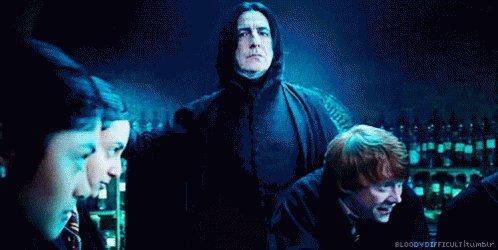 Snape Professor Snape GIF