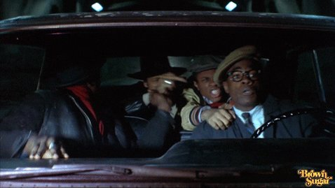 Driving Cooley High GIF by ...