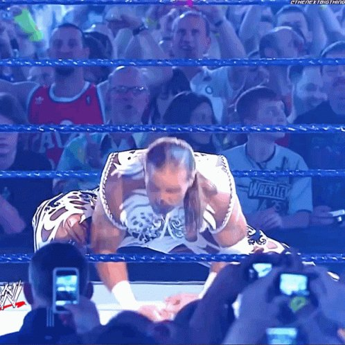 Happy Birthday to \Heart Break Kid\ Shawn Michaels