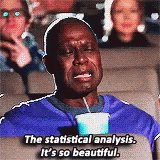Andre Braugher Statistics Is So Beautiful GIF