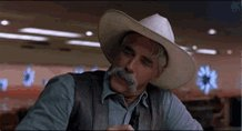 Happy birthday Sam Elliott.