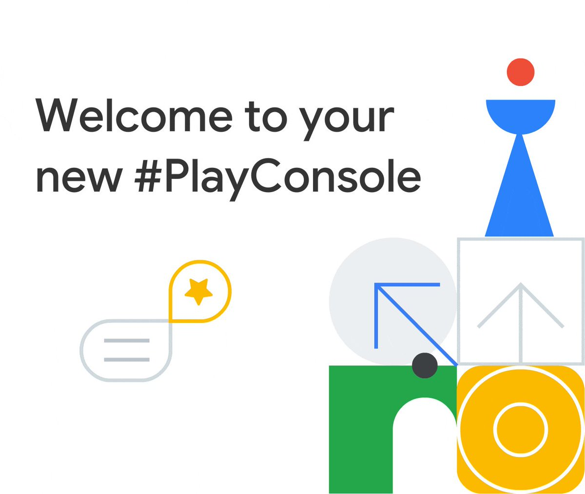 Image for the Tweet beginning: All the #PlayConsole webinars in
