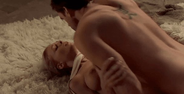 Heather Graham Gets Tied And Fucked In BDSM Sex Scene Porn Photo