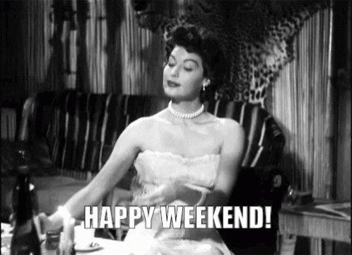 @Buck_Bucklin @NeilAnderTalle Hey! That was me in the 70's!!! Have a great weekend! xxx