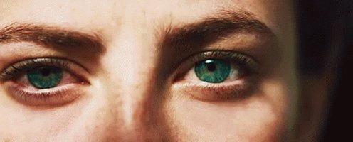 Yeşil Göz GIF