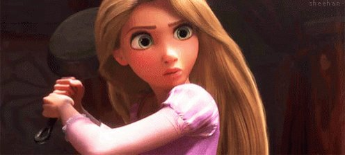 Tangled is the best Disney princess animated film. Don't @ me.