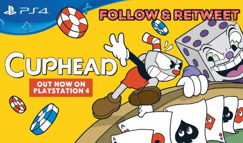 Follow CAG & Retweet for a Chance to Win 1 of 3 Codes for Cuphead (PS4) By @StudioMDHR. Ends Wednesday at 9PM ET.