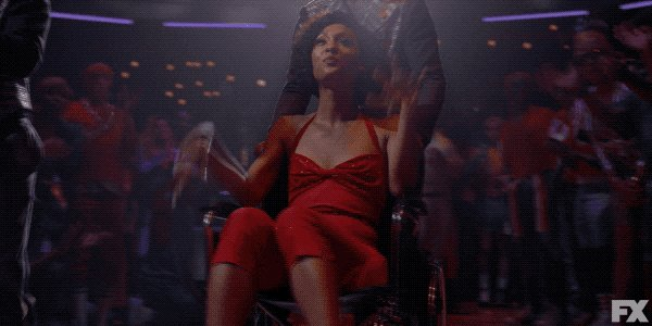 And MJ Rodriguez is just brilliant. #Pose pic.twitter.com/yM8v3ns3gB