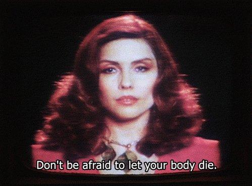 DON'T BE AFRAID … Deborah Harry in VIDEODROME (1983) by David Cronenberg #horror #scifi pic.twitter.com/c2tTMk88nL