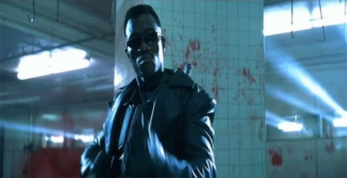 Happy Birthday Blade Star Wesley Snipes!
