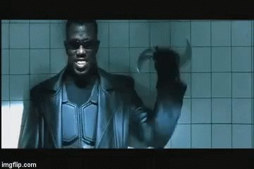 Happy 58th birthday to the legend that is Wesley Snipes A.K.A Blade