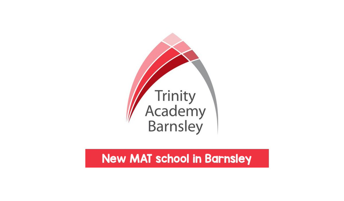 RT @WhiteRoseMaths ⭐ Our MAT is opening brand new secondary schools in Leeds and Barnsley for September 2021.  Want updates? Follow them on social media!   New Leeds school: @TrinityAcademyL  New Barnsley School: @TrinityAcadB   #MAT #Leeds #Barnsley #Secondary #Yorkshire