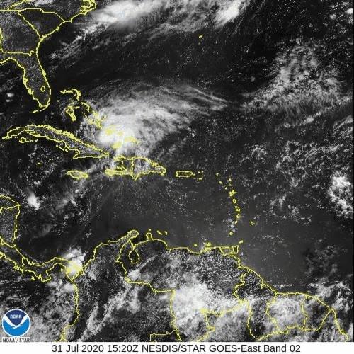 @NOAANCEIclimate's photo on Hurricane Isaias