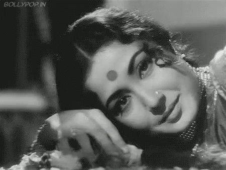 Happy birthday, Meena Kumari. The nazakat and beauty you gave to the world is unmatched.