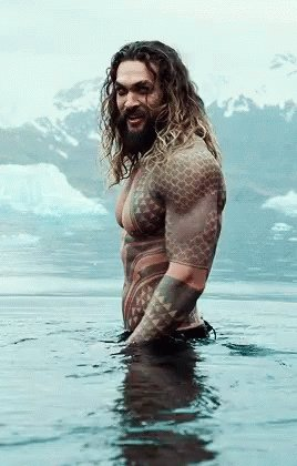 Actor Jason Momoa was born on this day in 1979! Happy Birthday!