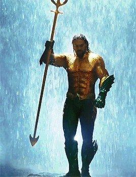 Happy 41st Birthday to the King of Atlantis, our Aquaman, Jason Momoa