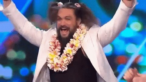 Happy birthday to our lord and savior, Jason Momoa!