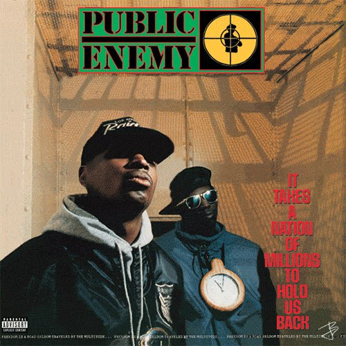 Happy birthday Chuck D.
