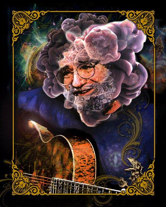 Happy Birthday to the man, the myth, the legend Jerry Garcia.