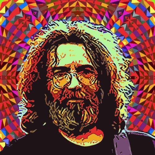 Happy Jerry Garcia s birthday king hope you have a good one