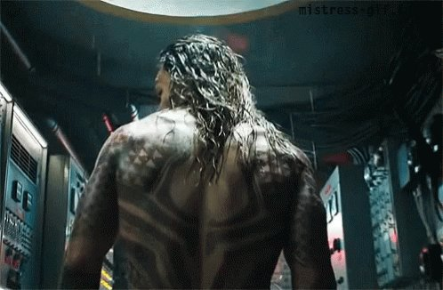 Happy Birthday to Jason Momoa.  Aquaman turns 41 today.