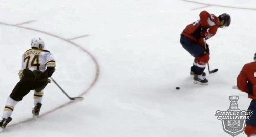 Not done yet. @JDebrusk   #NHLBruins