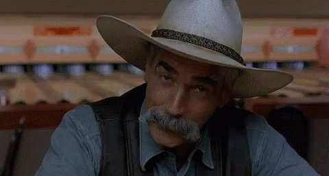 Happy birthday to me and Sam Elliott
