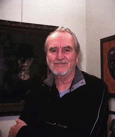 Happy birthday wes craven  i love your work and you will be missed