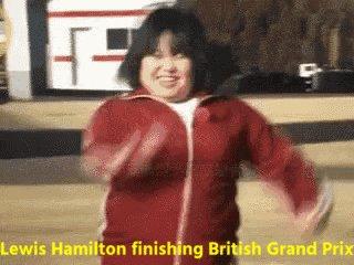 Hamilton winning scene . . #WTF1 #F1 #F12020 #Formula1 #BritishGP #BritishGrandPrix #SilverstoneGP #Silverstone https://t.co/uBistYeSKR