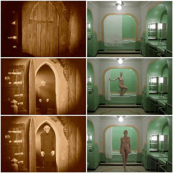 Nosferatu/The Shining  THREAD (1/5)  #sidebyside #nosferatu #horror #horrormovies #theshining #fwmurnau #jacknicholson #movies #cinema #film #kubrick #StanleyKubrick #room237pic.twitter.com/hhpFaYoel1
