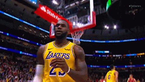 LAKERS CLINCHED THE FIRST SEED LETS GOOOO #LakersNation pic.twitter.com/vlBmwd1RWg