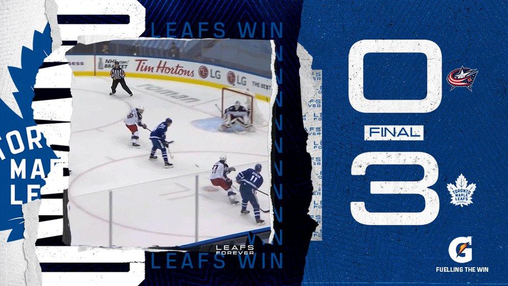 RT @MapleLeafs: Total team effort to tie the series  #LeafsForever #FuelledByG @GatoradeCanada https://t.co/DMyIhGgsA1
