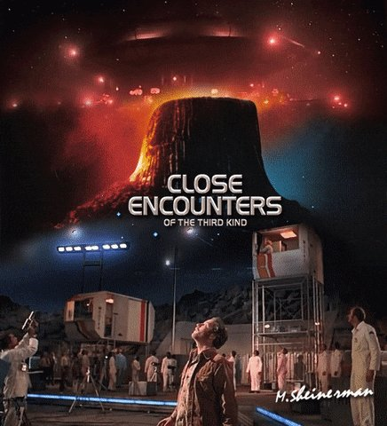 GIF by Close Encounters of the Third Kind