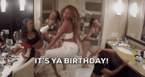 Oop! it s also my only Beyoncé stan moot birthday today!!! Happy Birthday Jaxon!!!!