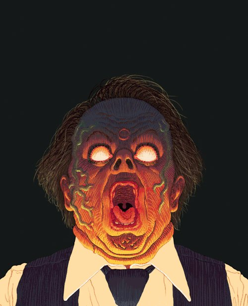 SCANNERS (1981) by David Cronenberg #horror #scifi – cover #gifpic.twitter.com/flwNVSyuyP